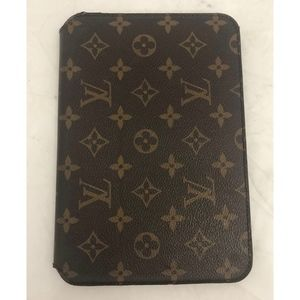 Louis Vuitton iPad Mini Folio Case 1-4 Monogram